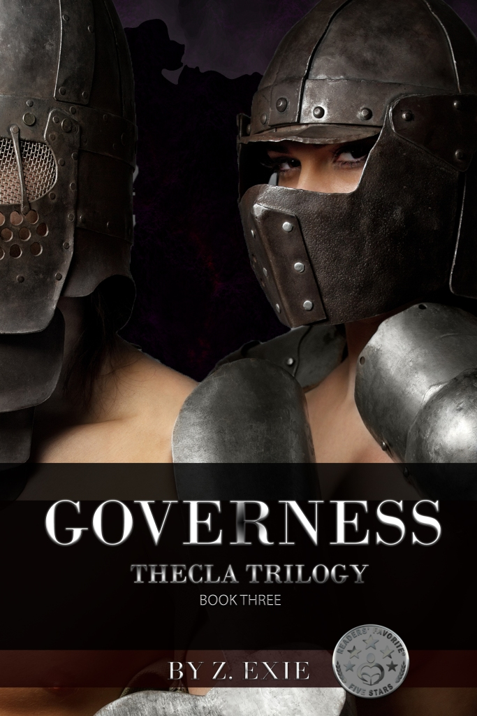 Thecla: Book Three by Zorina Exie