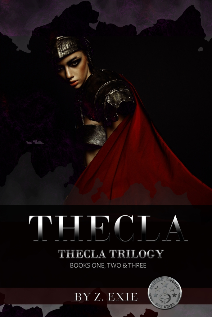 Thecla Trilogy: Books 1,2, and 3