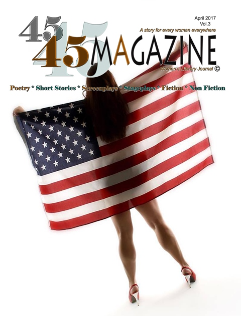 45 Magazine Womens Literary Journal