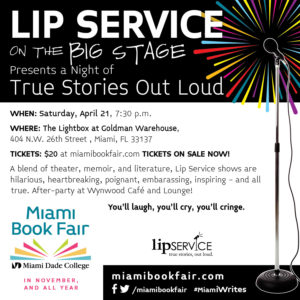 Miami Lip Service Zorina Frey
